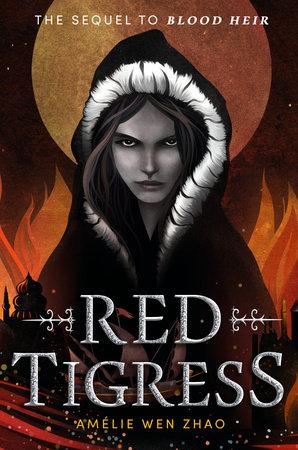 Red Tigress by Amélie Wen Zhao