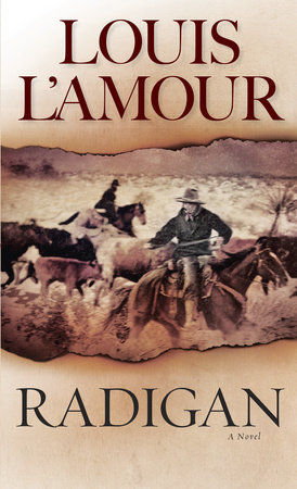 Radigan by Louis L'Amour