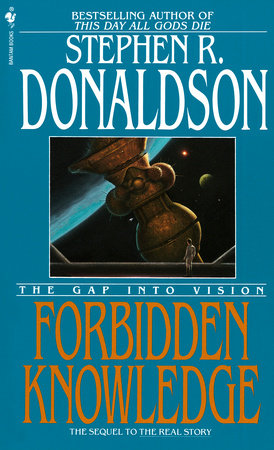Forbidden Knowledge by Stephen R.Donaldson