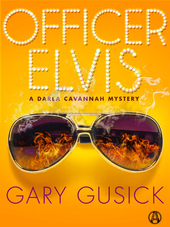 Officer Elvis by Gary Gusick