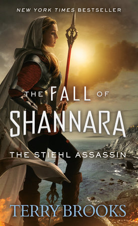 The Stiehl Assassin by Terry Brooks