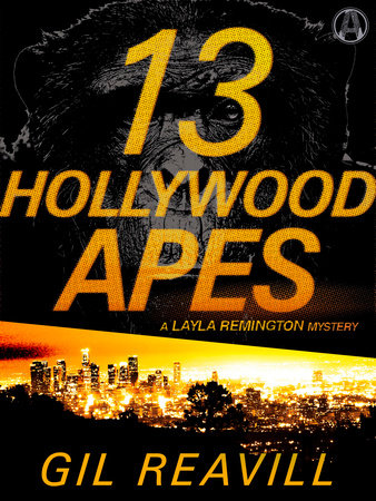 13 Hollywood Apes by Gil Reavill
