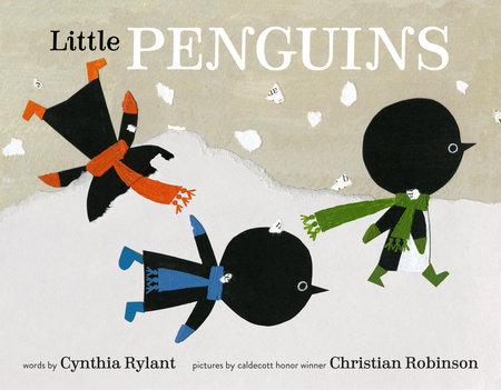 Little Penguins by Cynthia Rylant