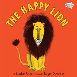 The Happy Lion