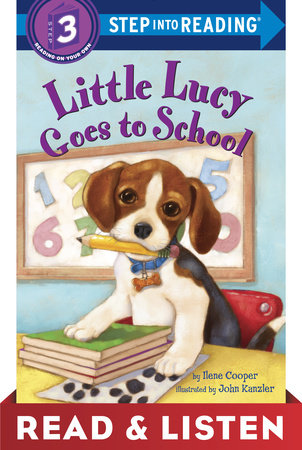 Little Lucy Goes to School: Read & Listen Edition by Ilene Cooper