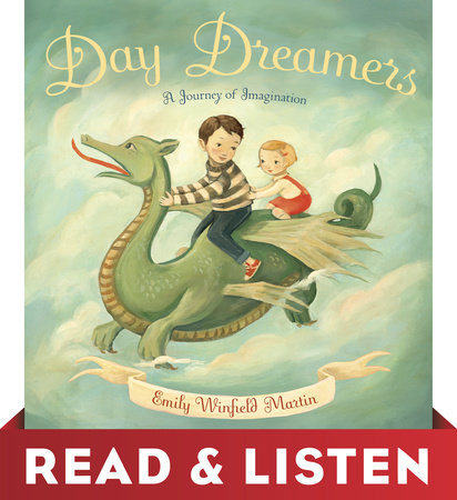 Day Dreamers: Read & Listen Edition by Emily Martin