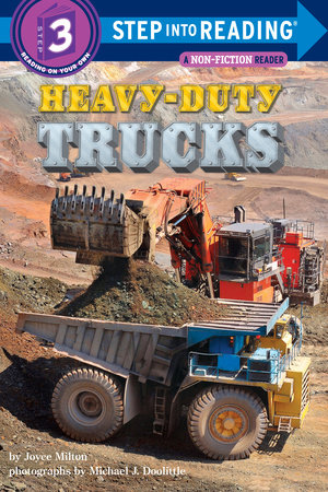 Heavy-Duty Trucks by Joyce Milton