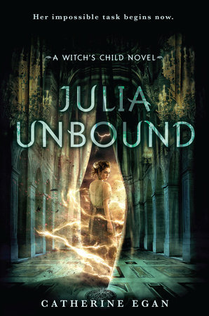Julia Unbound by Catherine Egan