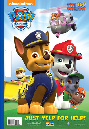 Just Yelp for Help! (PAW Patrol) by Golden Books