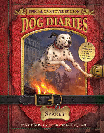 Dog Diaries #9: Sparky (Dog Diaries Special Edition) by Kate Klimo
