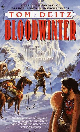 Bloodwinter by Tom Deitz