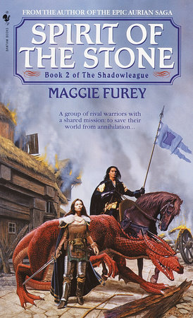 Spirit of the Stone by Maggie Furey