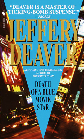 Death of a Blue Movie Star by Jeffrey Deaver