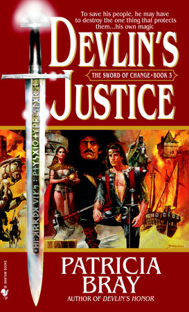 Devlin's Justice by Patricia Bray
