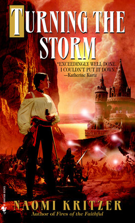 Turning the Storm by Naomi Kritzer