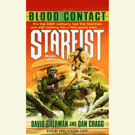 Starfist: Blood Contact by David Sherman and Dan Cragg