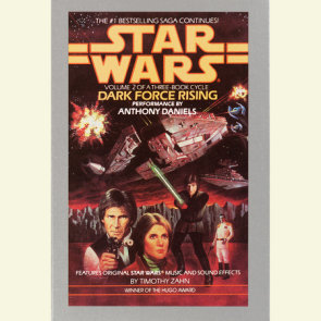 Dark Force Rising: Star Wars (The Thrawn Trilogy)