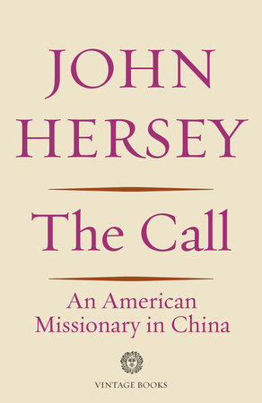The Call by John Hersey