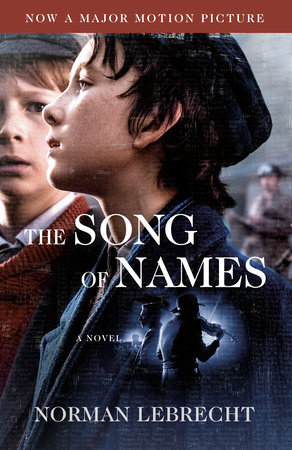 The Song of Names (Movie Tie-in Edition)