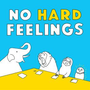 No Hard Feelings Sticker Pack