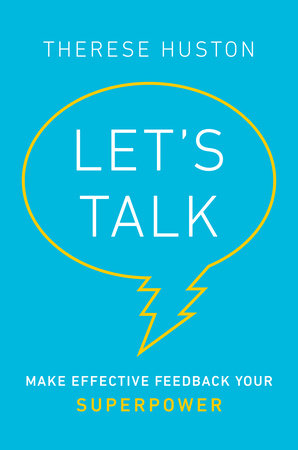 Let's Talk by Therese Huston