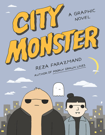 City Monster by Reza Farazmand