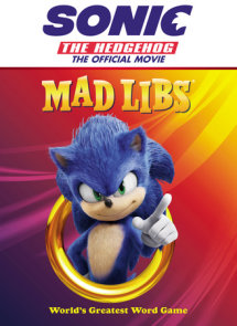 Sonic the Hedgehog: The Official Movie Mad Libs