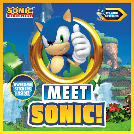 Meet Sonic! by Penguin Young Readers Licenses