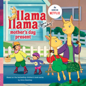Llama Llama Mother's Day Present