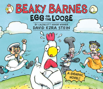Beaky Barnes: Egg on the Loose