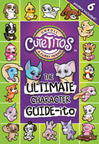 Cutetitos: The Ultimate Character Guide-ito