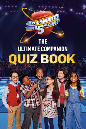 The Ultimate Companion Quiz Book by Penguin Young Readers Licenses