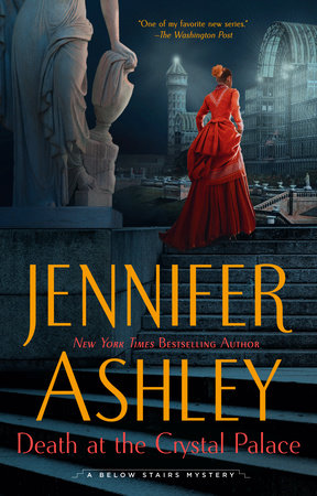 Death at the Crystal Palace by Jennifer Ashley