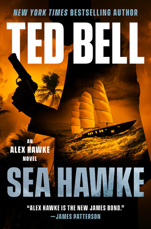 Sea Hawke by Ted Bell