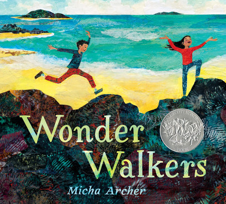 The Wonder Walkers by Micha Archer