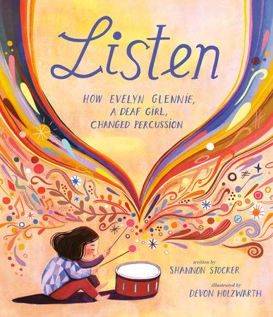 Listen by Shannon Stocker