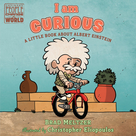 I am Curious by Brad Meltzer
