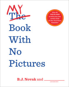 My Book with No Pictures