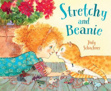 Stretchy and Beanie by Judy Schachner