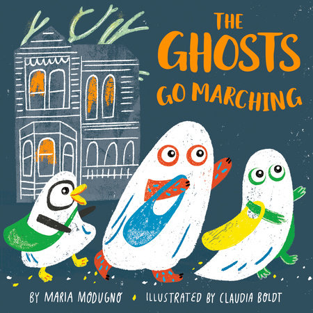 The Ghosts Go Marching by