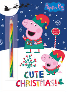 Cute Christmas! (Peppa Pig)