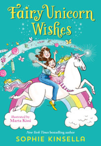 Fairy Mom and Me #3: Fairy Unicorn Wishes