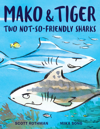 Mako and Tiger by Scott Rothman