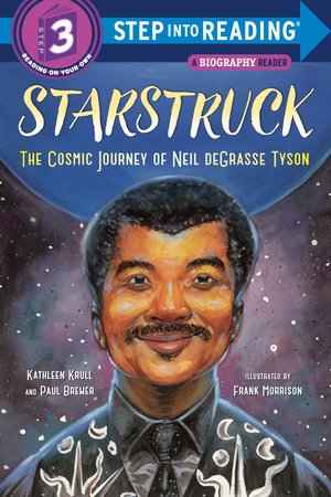Starstruck (Step into Reading) by Kathleen Krull and Paul Brewer