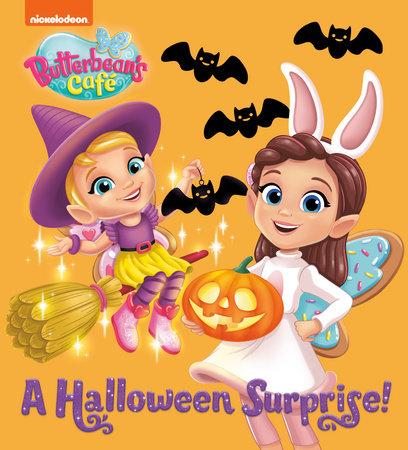 A Halloween Surprise! (Butterbean's Cafe) by Random House