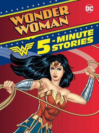 Wonder Woman 5-Minute Stories (DC Wonder Woman) by DC Comics