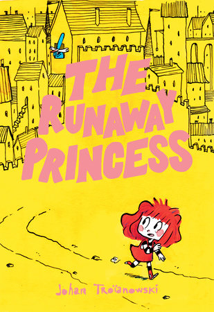 The Runaway Princess by Johan Troïanowski