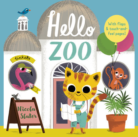 Hello Zoo by Nicola Slater
