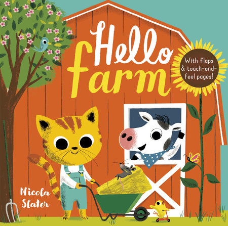 Hello Farm by Nicola Slater