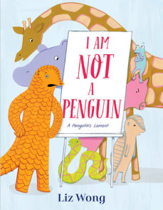 I Am Not a Penguin: A Pangolin's Lament